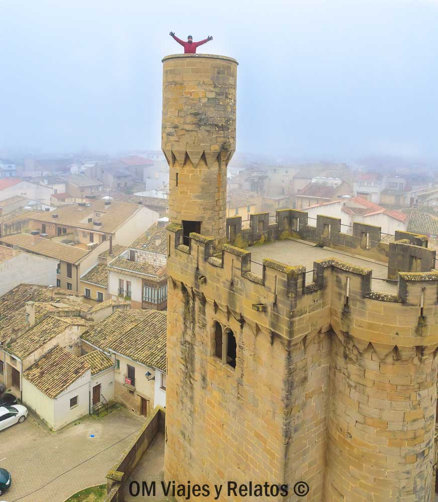 castillo-de-Olite-Torres