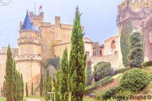 castillo-de-Olite-Navarra