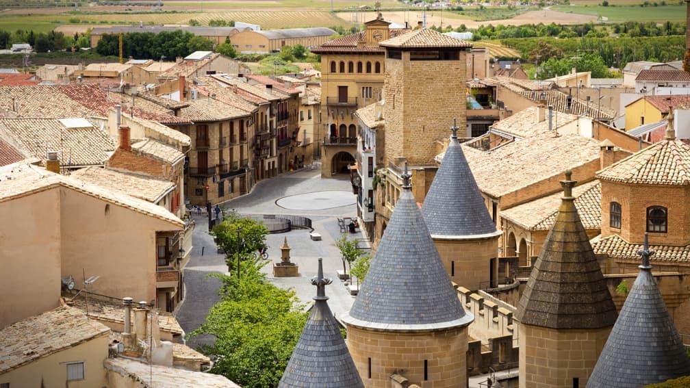 castillos-de-Navarra-Castillo-Olite