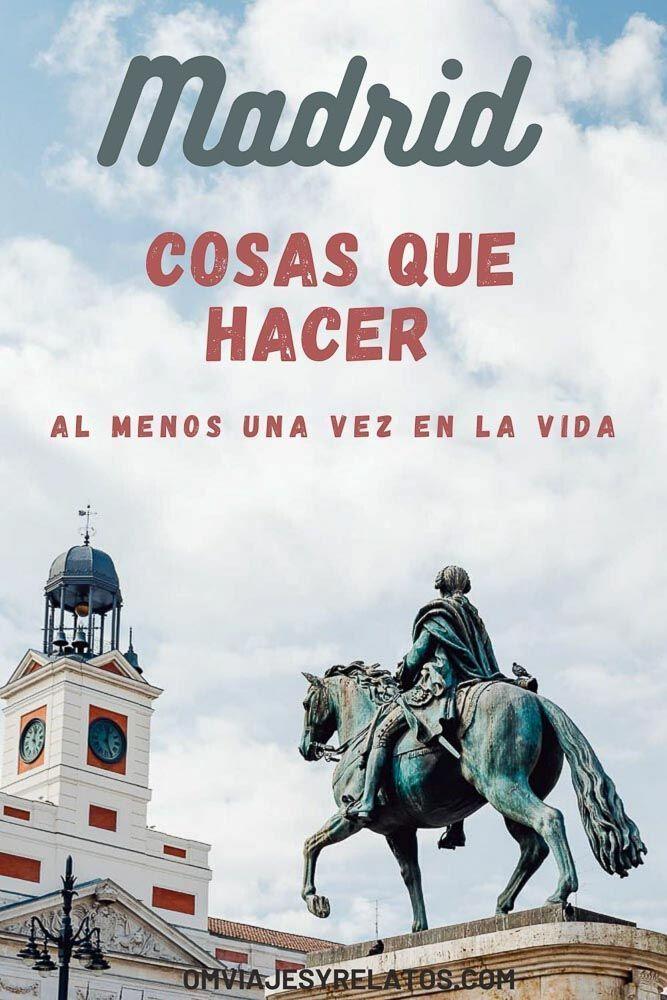 GUÍA DE VIAJE DE MADRID: COSAS QUE HACER EN MADRID