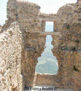 ruta-de-los-castillos-cátaros-Queribus