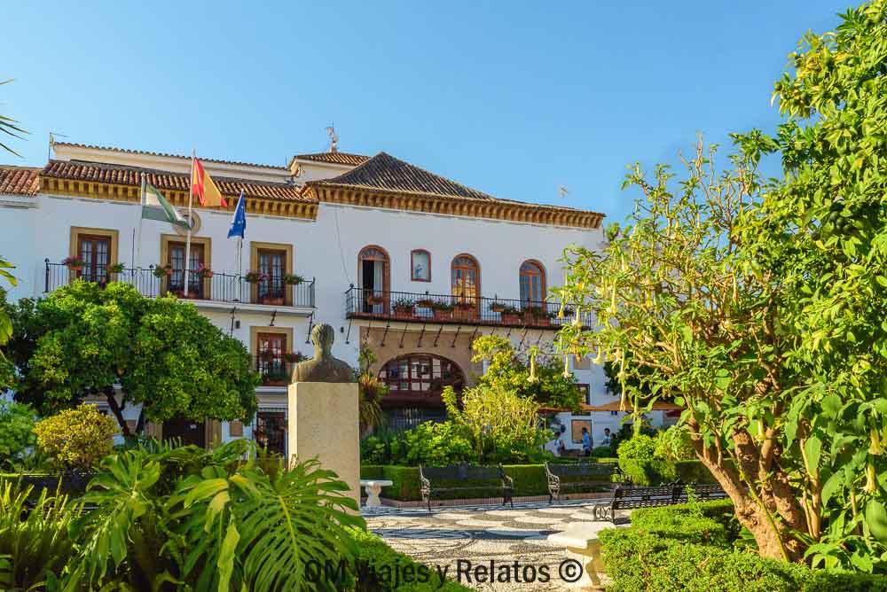 que-ver-en-Marbella-Plaza-de-los-Naranjos