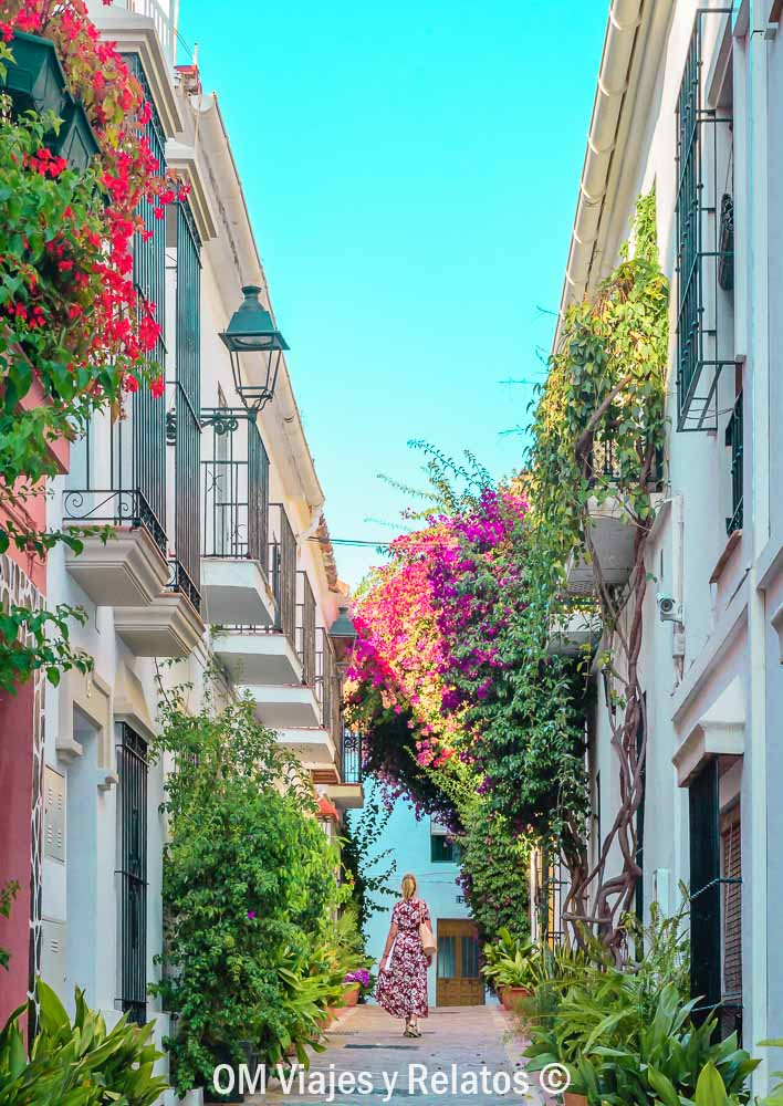 que ver en Marbella: casco histórico