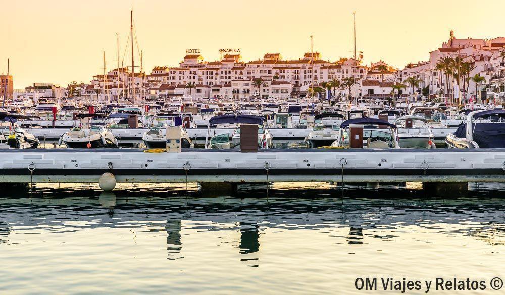 que-ver-en-Marbella-Puerto-Banús
