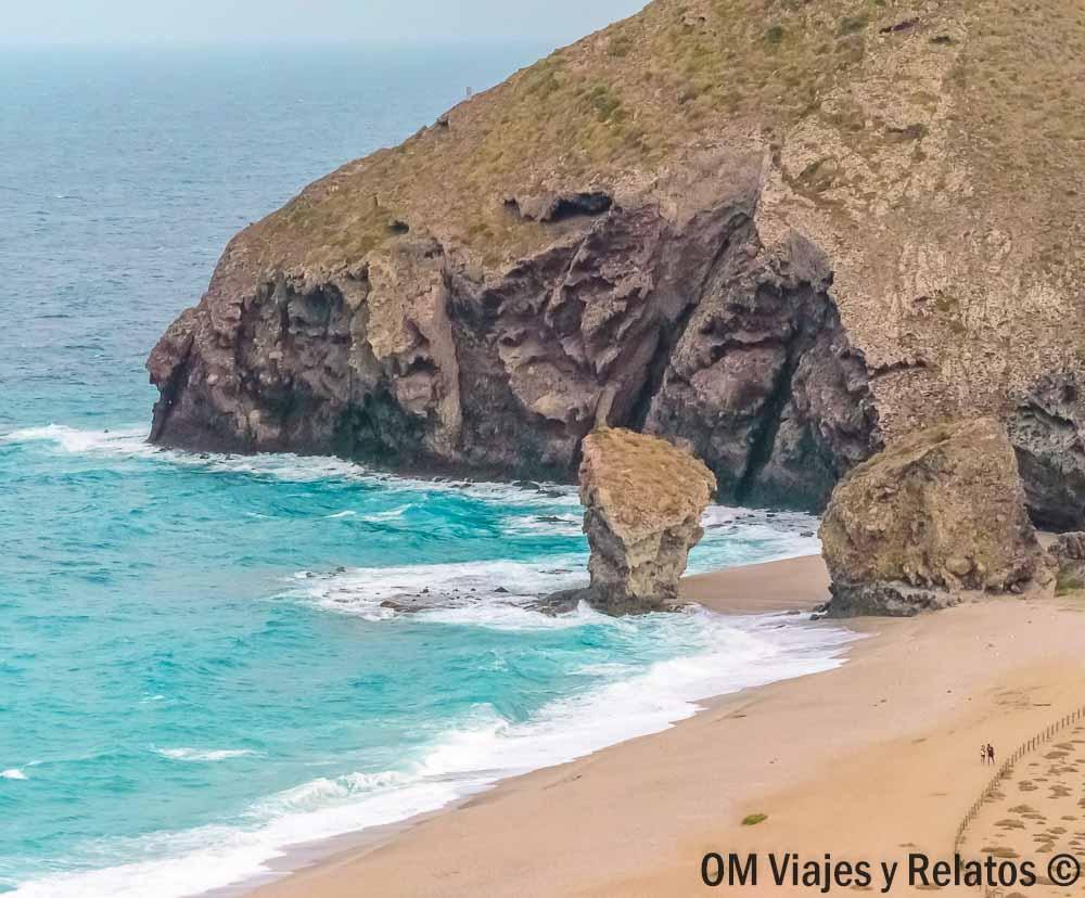que-ver-en-Cabo-de-Gata-Playa-de-los-Muertos