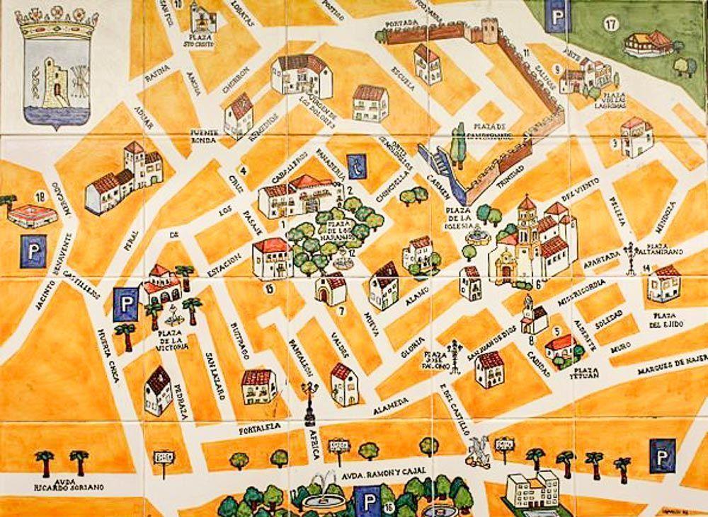 mapa-Marbella-centro-histórico