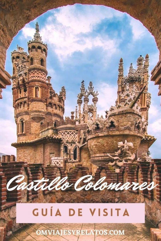 Visitar el Castillo Monumento de Colomares en Benalmádena