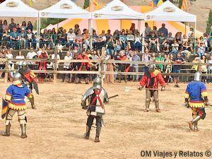 visitar-el-castillo-de-Belmonte-torneos-medievales