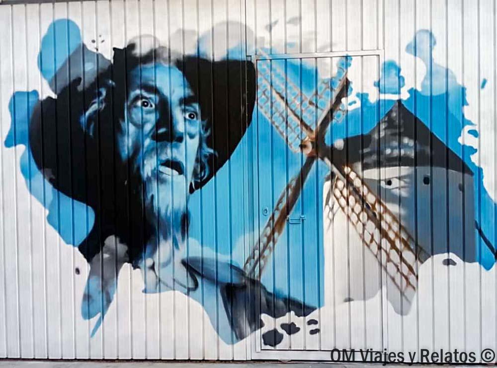 ruta-de-Quijote-en-coche-murales