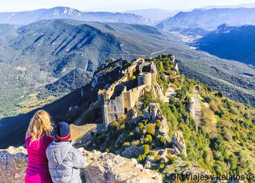 que-ver-en-el sur-de-Francia-castillos-cataros