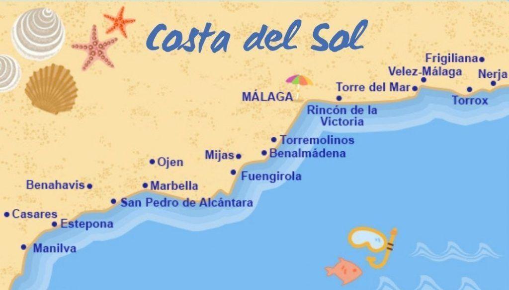 mapa-Costa-del-Sol-pueblos-playas