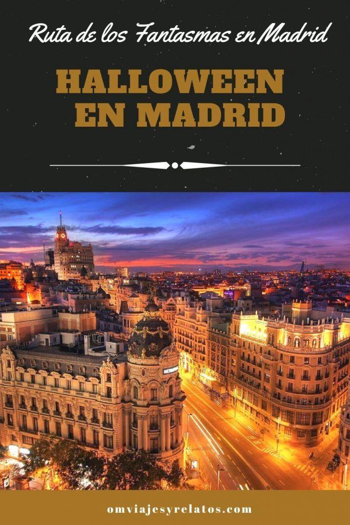 HALLOWEEN EN MADRID