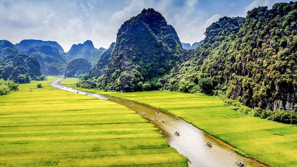 Mejores-lugares-que-visitar-en-Vietnam-Tam-Toc