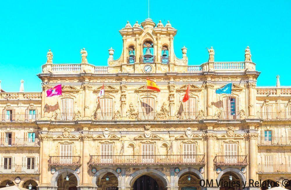 que-ver-en-Salamanca-en-un-día-Plaza-Mayor