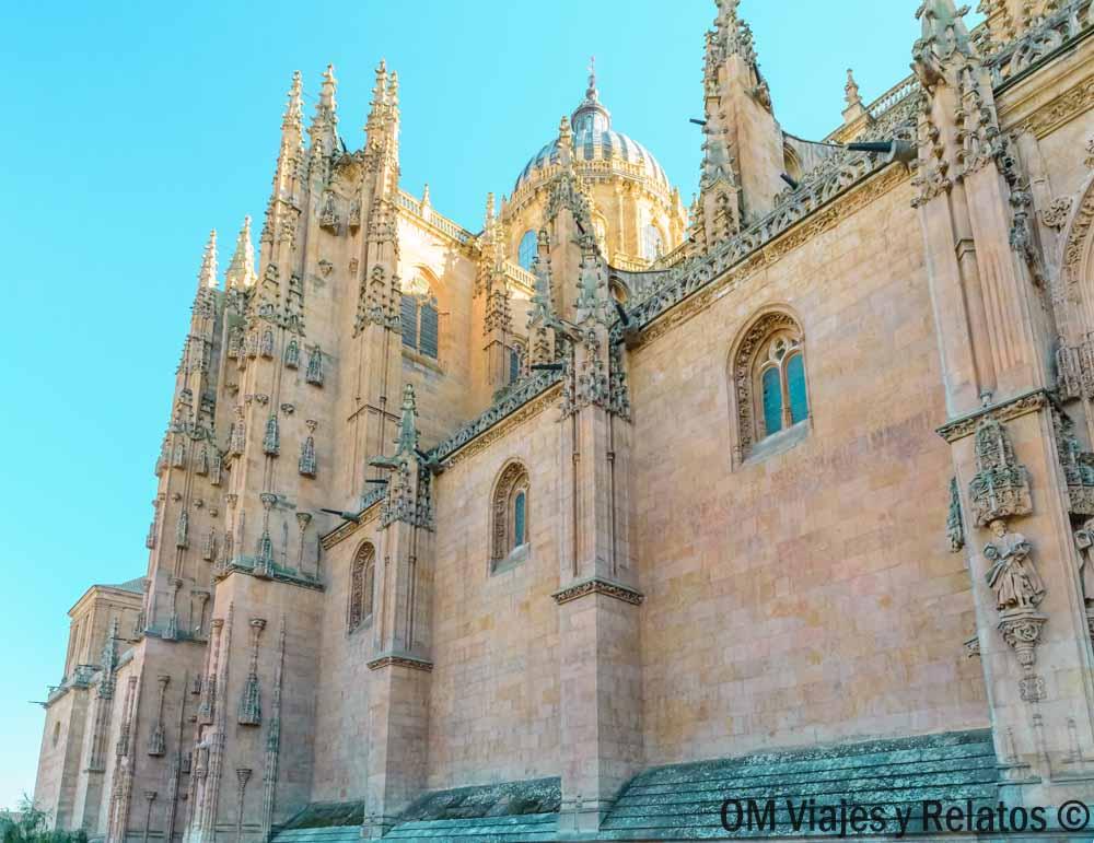 Salamanca-en-un-día-Catedral