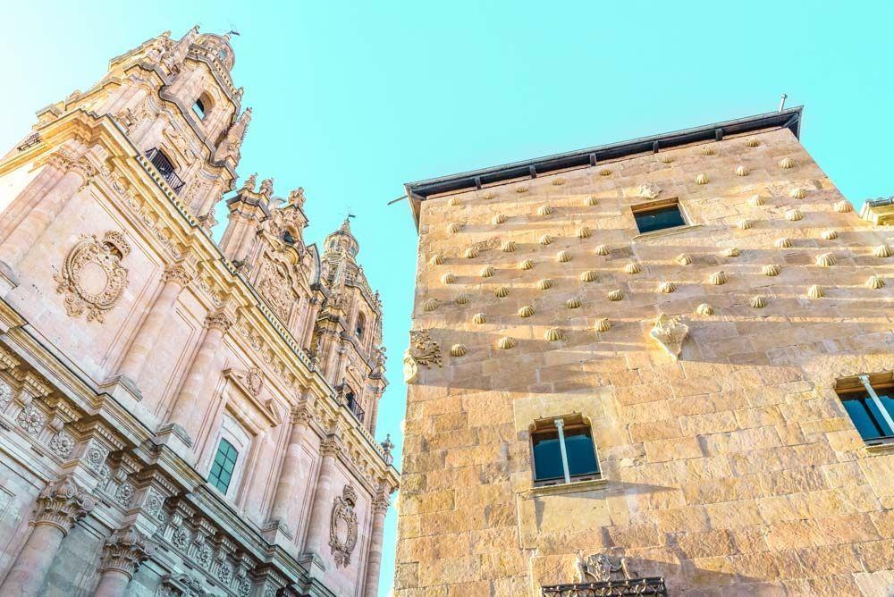 que-ver-en-Salamanca-en-un-día-Clerecía