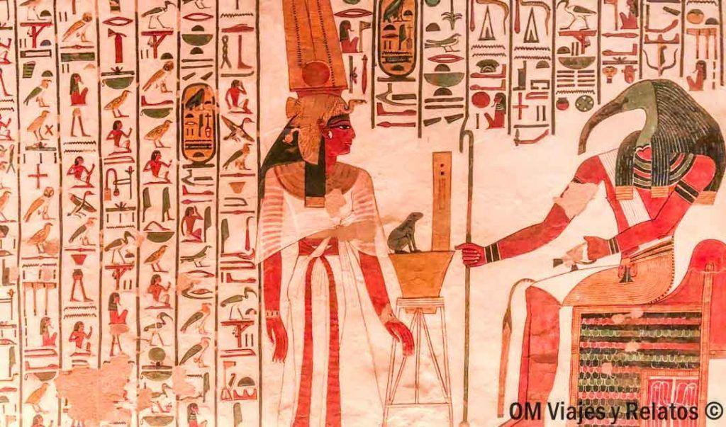 lugares-que-visitar-en-Egipto-Tumba-de-Nefertari