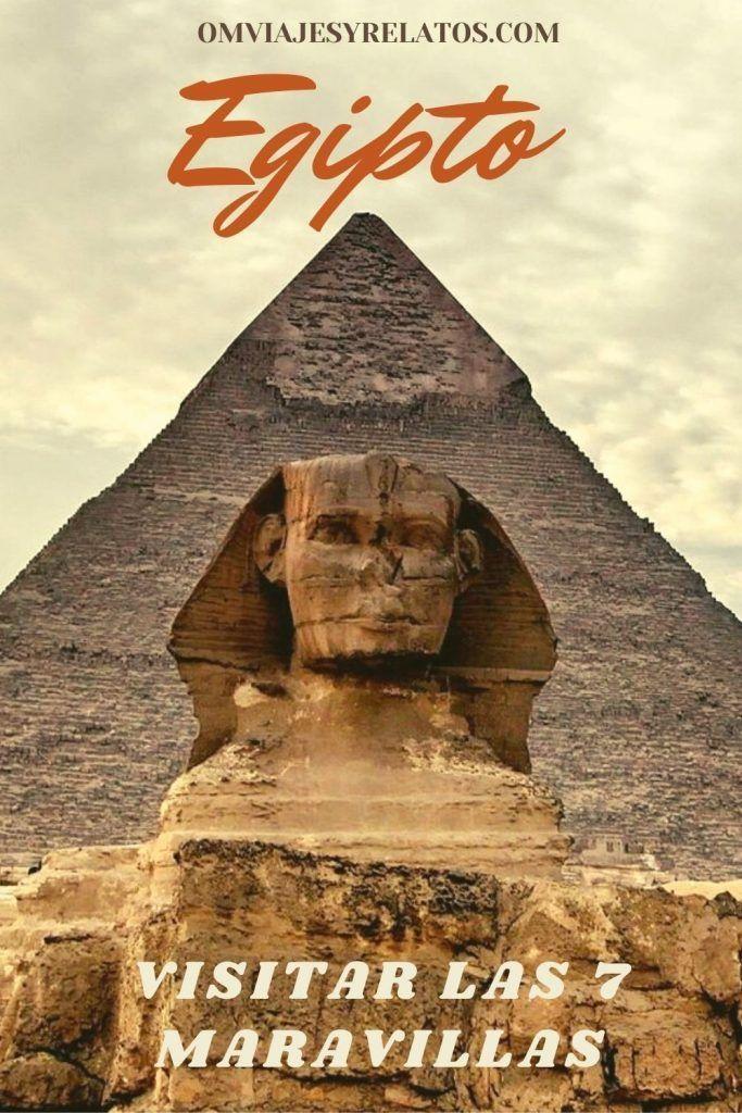 LUGARES QUE VISITAR EN EGIPTO