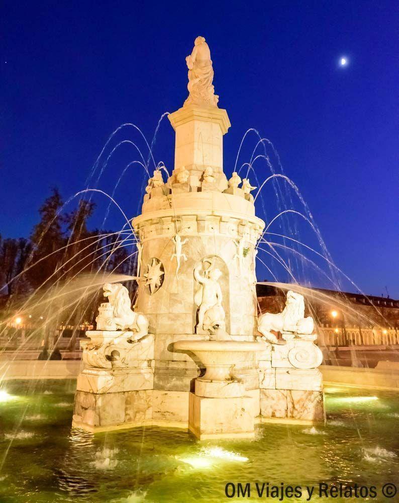 tour-nocturno-Aranjuez