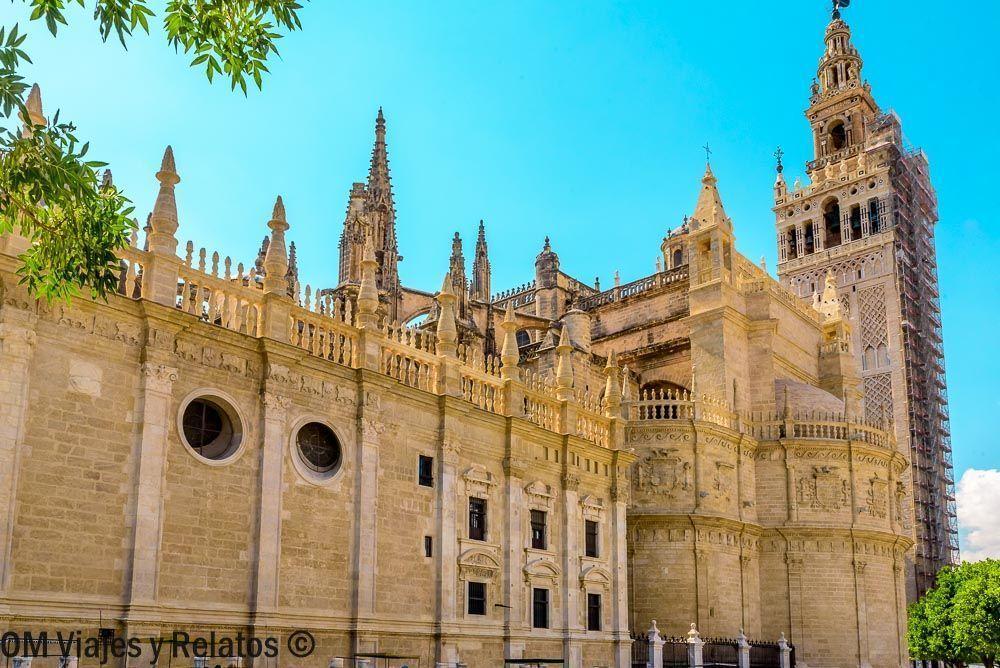 monumentos-que-ver-en-Sevilla-en-un-día-catedral