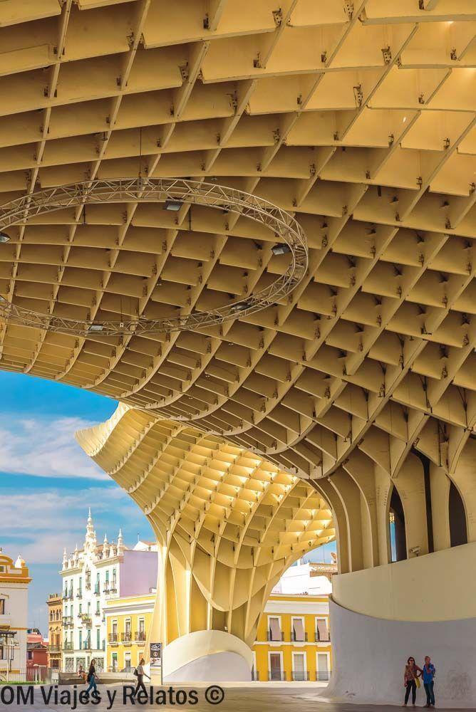 Turismo-en-Sevilla-Setas-Sevilla