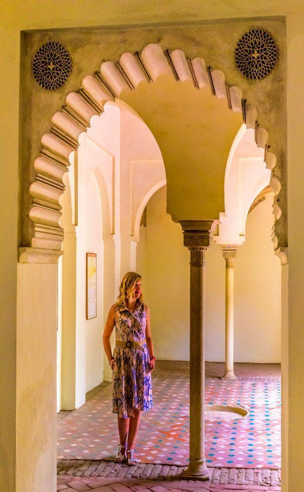 que-ver-en-Málaga-Alcazaba