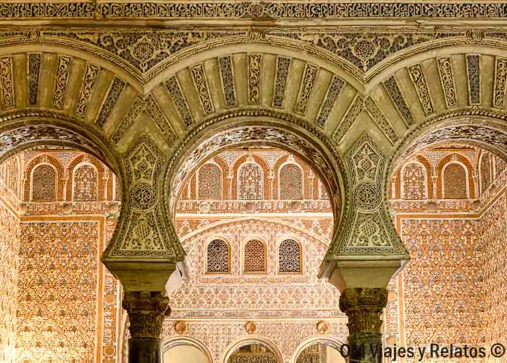 que-visitar-en-Sevilla-en-un-día-Real-Alcázar