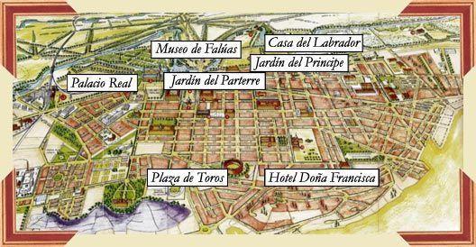 Mapa-Aranjuez