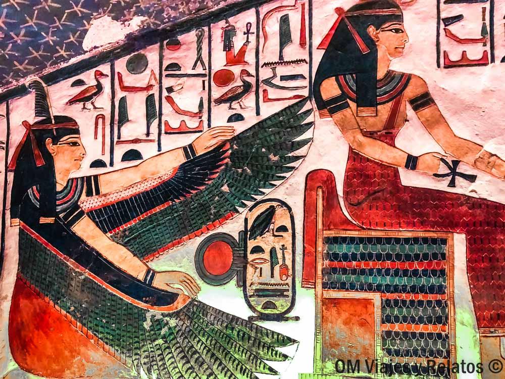 pinturas-tumba-Reina-Nefertari-Egipto