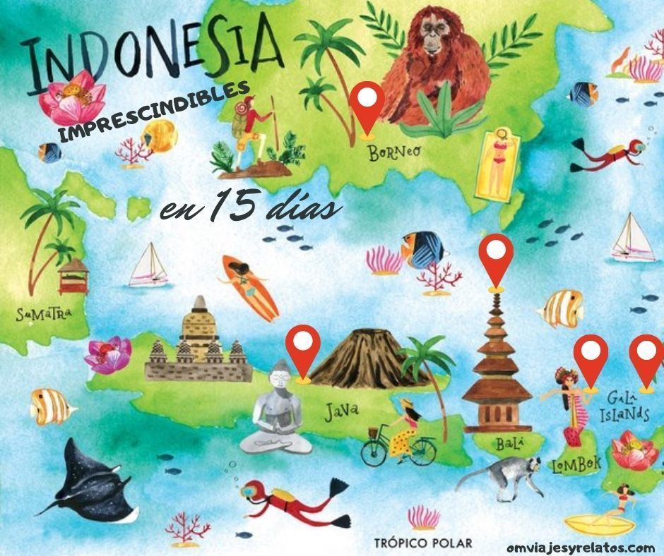 mapa-Indonesia-Turismo