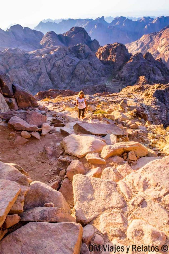 subida-al-Monte-Sinaí-Egipto