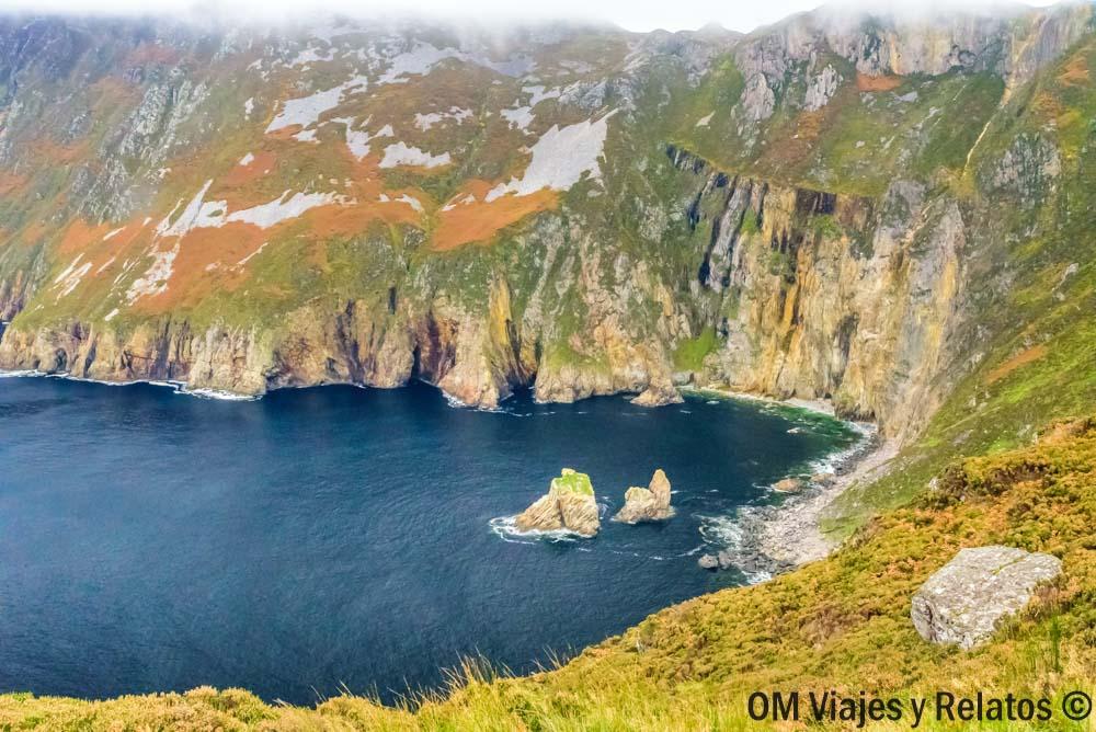 visitar-Slieve-League-acantilados-Irlanda