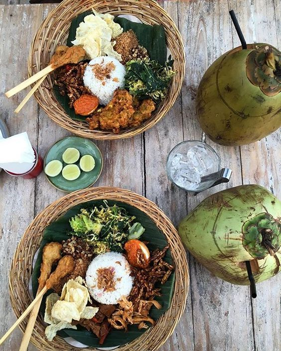 Indonesia-gastronomía-Bali