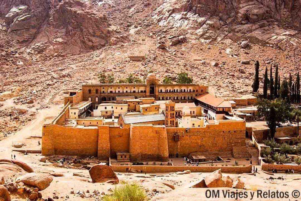 lugares-que-visitar-en-Egipto-Monasterio-Santa-Catalina