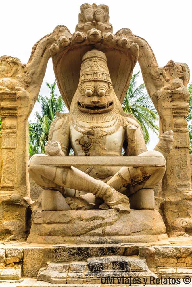 que-ver-en-Karnataka-HAMPI-RUINAR-INDIA