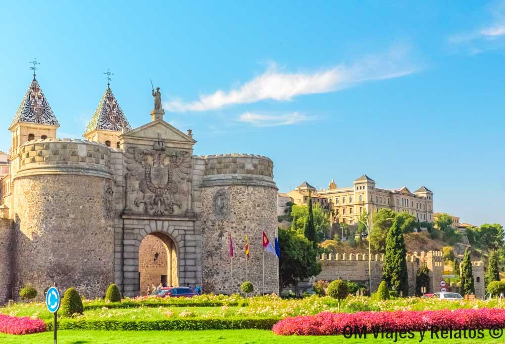 cosas-que-ver-en-Toledo-en-un-día-Puerta-de-la-Bisagra