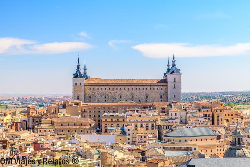 cosas-que-ver-en-Toledo-en-un-día-Alcázar