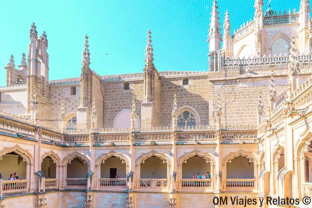 cosas-que-ver-en-Toledo-en-un-día-Monasterio-de-los-Reyes