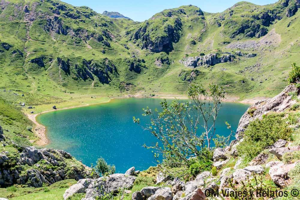 los-lagos-de-Saliencia-Somiedo