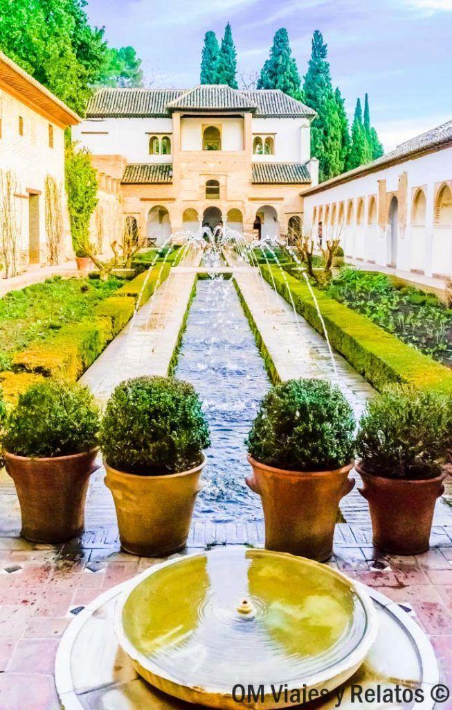 itinerario-viaje-sur-de-España-Granada