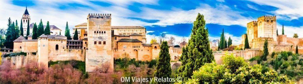 itinerario-viaje-Andalucía-que-ver-en-Granada