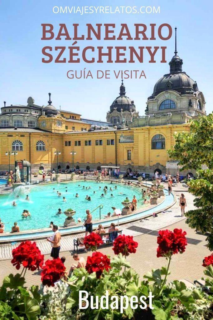 visitar el Balneario Széchenyi