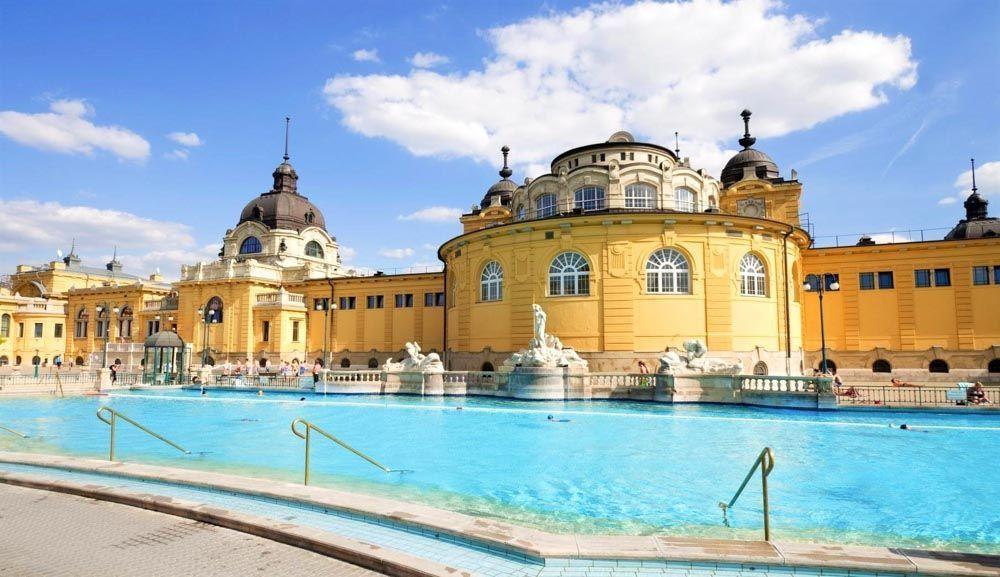 Cómo Visitar El Balneario Széchenyi En Budapest