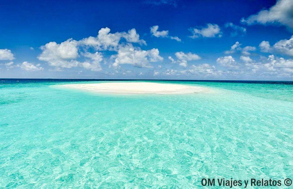 cosas-que-hacer-en-Maldivas-Sandbank