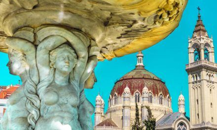 12 SITIOS QUE VISITAR EN MADRID QUE SE PASAN DE BONITOS