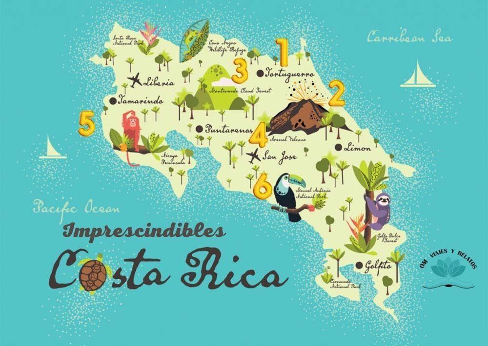 Costa-Rica-mapa-turístico