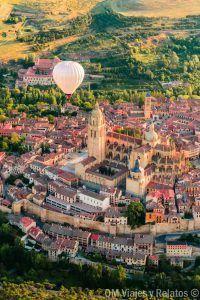 vuelo-en-globo-en-Segovia-Catedral-fotos