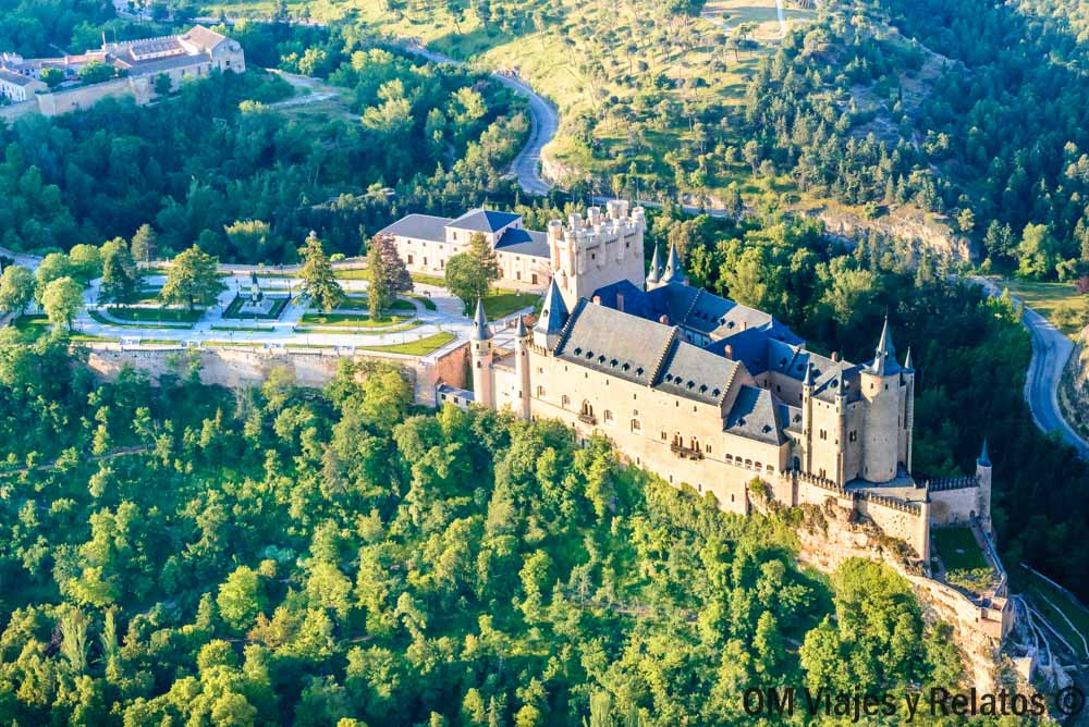 paseo-en-globo-sobre-Segovia