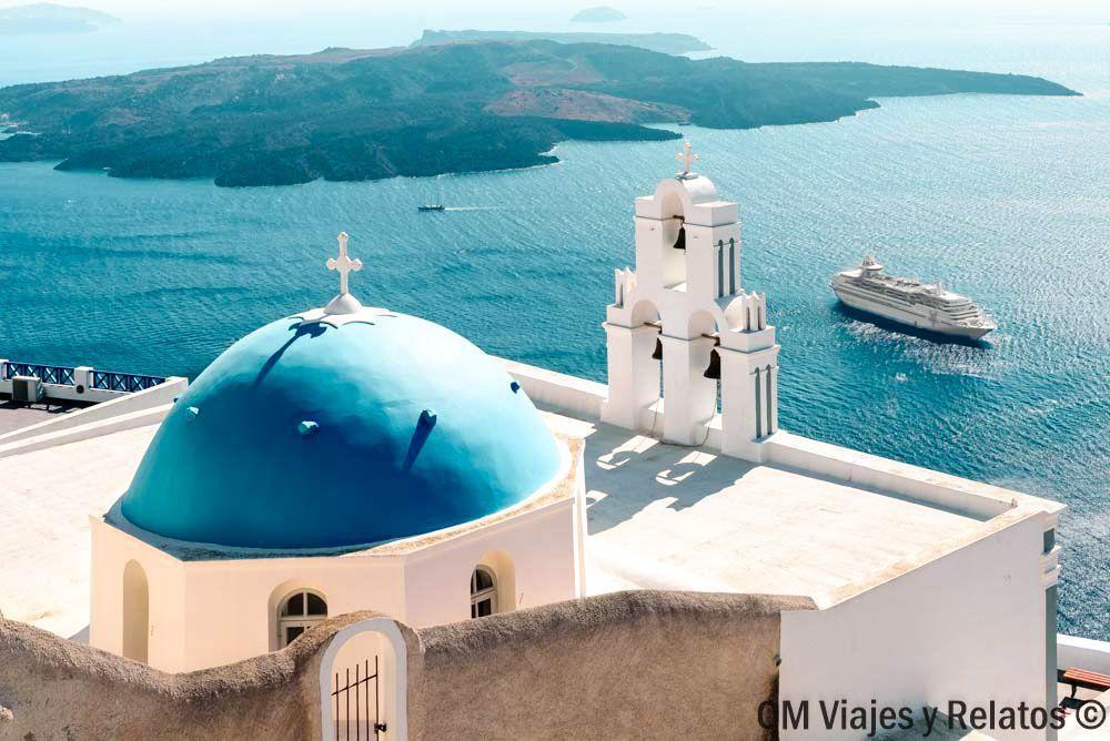 Santorini-fotos