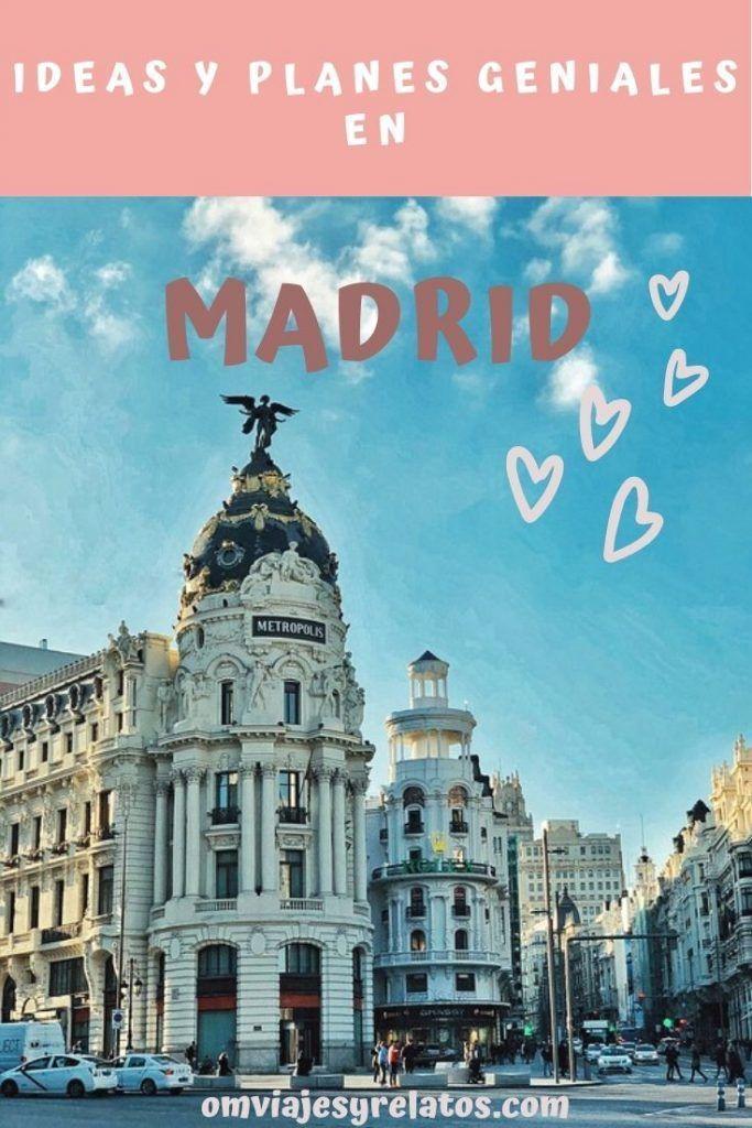 GUÍA PARA VISITAR MADRID Y ALREDEDORES